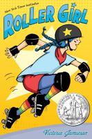 Cover image for Roller girl