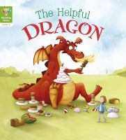 Cover image for The Helpful Dragon