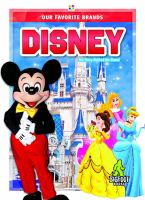 Cover image for Disney
