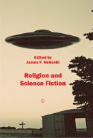 Cover image for Religion and science fiction
