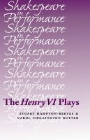 Cover image for The Henry VI plays