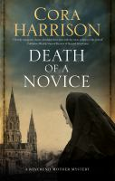 Cover image for Death of a Novice