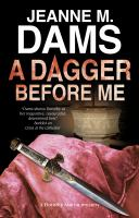 Cover image for A dagger before me