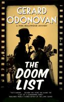 Cover image for The doom list