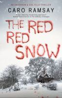 Cover image for The red, red snow