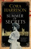 Cover image for Summer of secrets