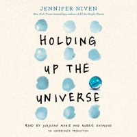 Cover image for Holding up the universe