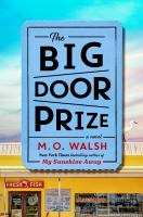 Cover image for The big door prize