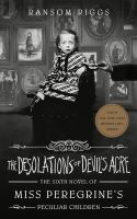 Cover image for The desolations of Devil's Acre