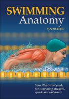 Cover image for Swimming anatomy
