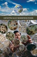 Imagen de portada para Genetically modified food