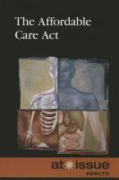 Cover image for The Affordable Care Act