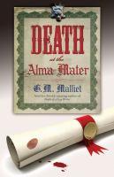 Imagen de portada para Death at the alma mater