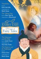 Cover image for Rabbit Ears treasury of fairy tales