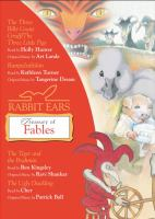 Cover image for Rabbit Ears treasury of fables