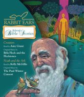 Cover image for Rabbit Ears beloved bible stories