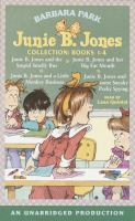 Cover image for Junie B. Jones collection. Books 1-4