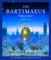 Cover image for The amulet of samarkand Bartimaeus Series, Book 1.