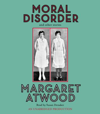Cover image for Moral disorder and other stories