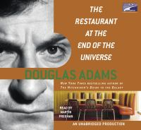 Cover image for The restaurant at the end of the universe