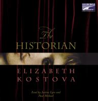 Cover image for The historian