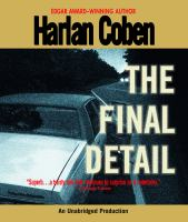 Cover image for The final detail