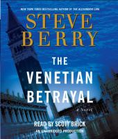 Cover image for The Venetian betrayal