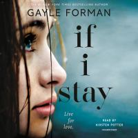 Cover image for If I stay