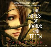 Cover image for The forest of hands and teeth