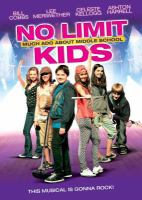 Cover image for No limit kids much ado about middle school