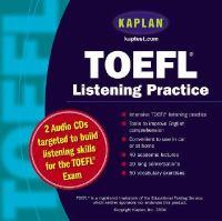 Imagen de portada para TOEFL listening practice