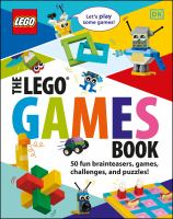 Cover image for The LEGO games book
