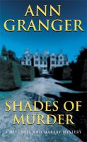 Cover image for Shades of murder
