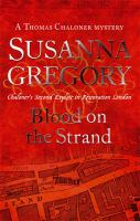 Cover image for Blood on the Strand