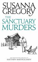 Cover image for The sanctuary murders