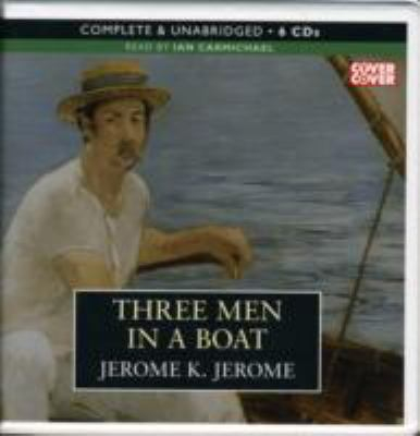 Cover image for Three men in a boat