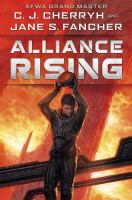 Cover image for Alliance rising