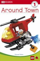 Cover image for Around town