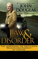 Cover image for Law & disorder