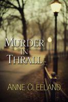 Imagen de portada para Murder in thrall