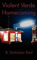 Cover image for Violent Verde homecoming