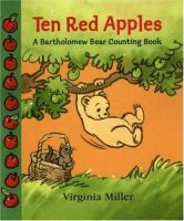Cover image for Ten red apples