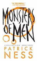 Cover image for Monsters of men