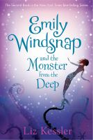 Cover image for Emily Windsnap and the monster from the deep