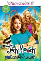 Cover image for Judy moody and the not bummer summer