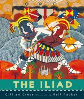 Cover image for The Iliad