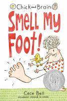 Cover image for Chick and Brain. Smell my foot!