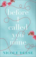 Cover image for Before I called you mine