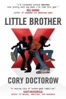 Cover image for Little brother