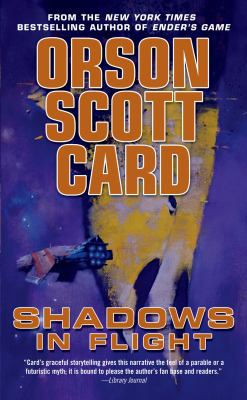 Cover image for Shadows in flight